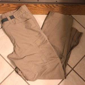 The North Face Cargo Pants/Shorts